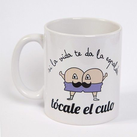 Pedidos on line efectivywonder.com #taza #cafe #chocolate #te #infusion #vida