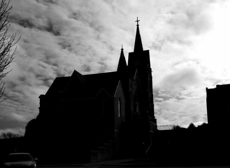 Took a badass picture of a church the other day 0-0