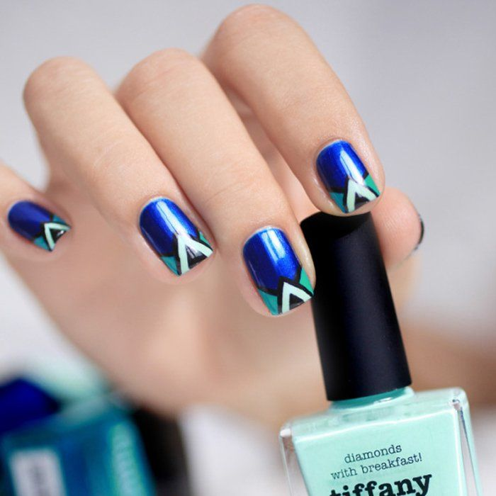 Nail art : les meilleures nail artistes du web - Marie Claire