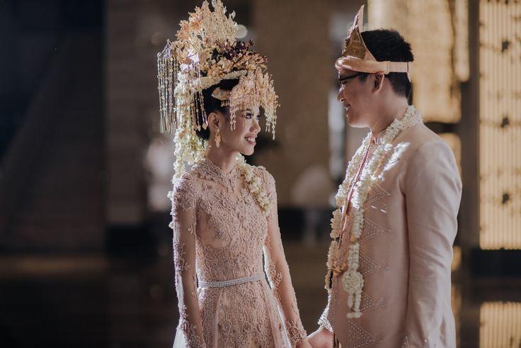 Pernikahan Percampuran Adat Sunda dan Palembang Dengan Nuansa Pastel - achadyan15055
