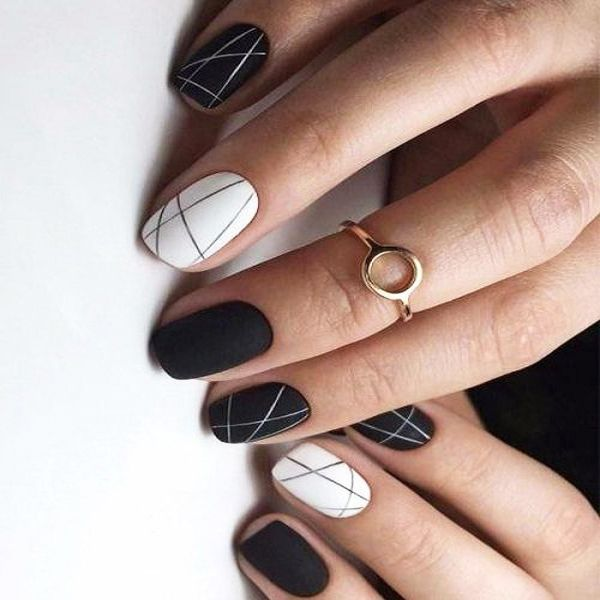 "145 Me gusta, 2 comentarios - LBDUK (@lbdukcom) en Instagram: ""Simple Style #nail #nailart #girls #women #fashion"""