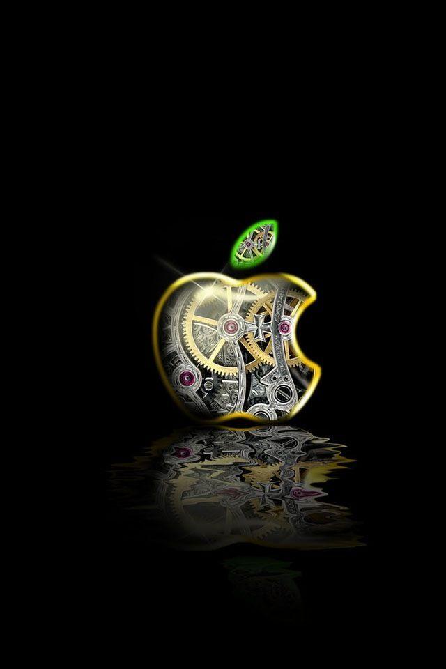 Apple Logo Pink Smoke Bing images Conserto de iphone