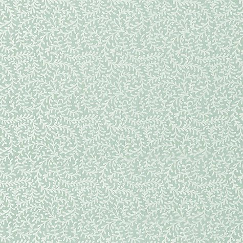 Buy Voyage Heath Curtain, Duck Egg | John Lewis