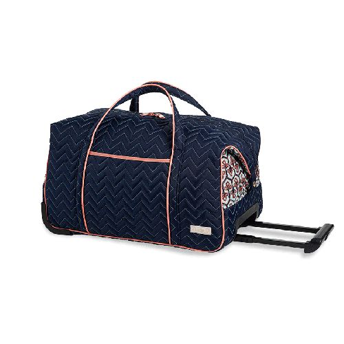 Carry-On Rolly. Because every graduate needs a good carry-on for future travels.