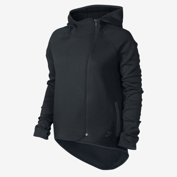 Nike Tech Fleece Cape Damen Hoodie
