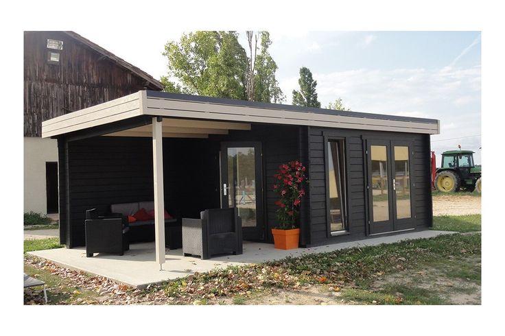 les 10 meilleures id es de la cat gorie maison cubique sur pinterest conception toit plat. Black Bedroom Furniture Sets. Home Design Ideas