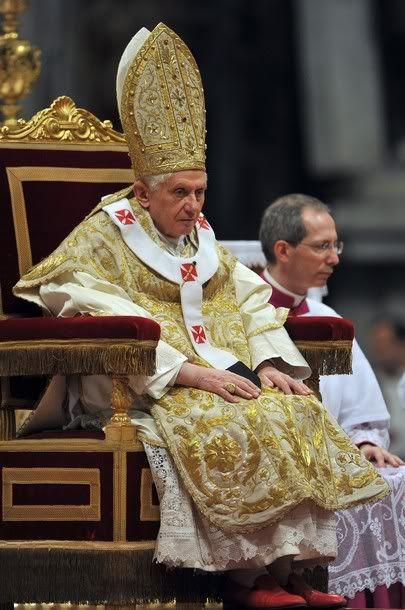 pentecost benedict xvi