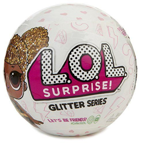 LOL Surprise Doll Glitter Series Big Sister 1 Ball Unopened NEW #MGAENTERTAINMENT #DollswithClothingAccessories
