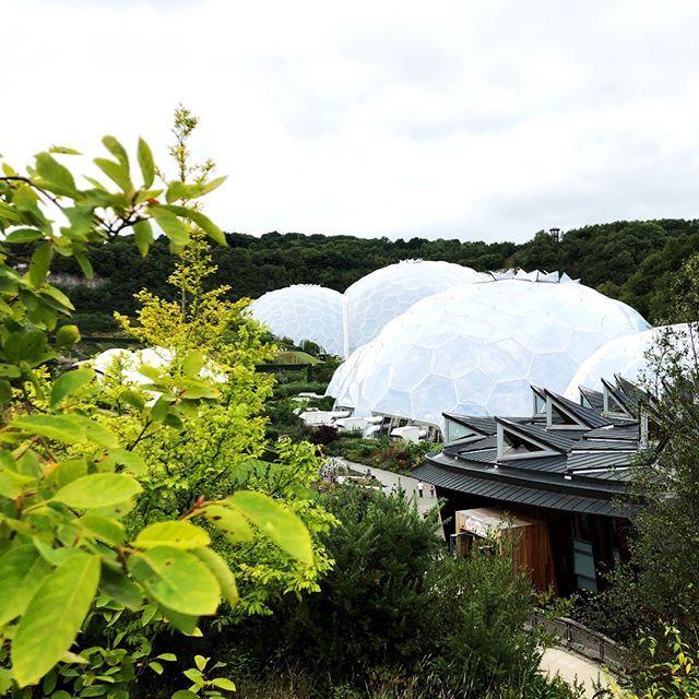 Edenproject In Cornwall England Edenphotocomp Garten Pflanzen Gartentechnik Eden Project Instagram Garten