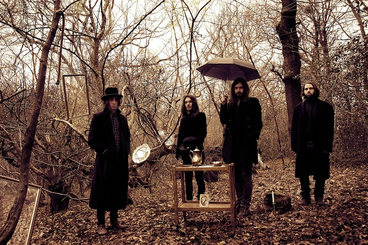 Uncle Acid And The Deadbeats by Ester Segarra #uncleacidandthedeadbeats #music #Festivals #OFFFestival #Poland #Katowice #artists #bands #off