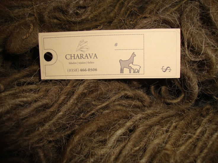 Art. 101. Lana de oveja color marrón.   Brown sheep wool.