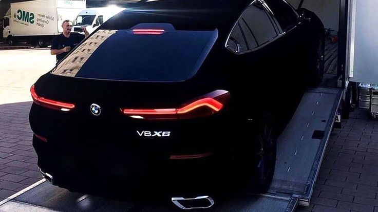 Bmw X6 Vantablack 2020 The Blackest Bmw Ever Blackest Bmw