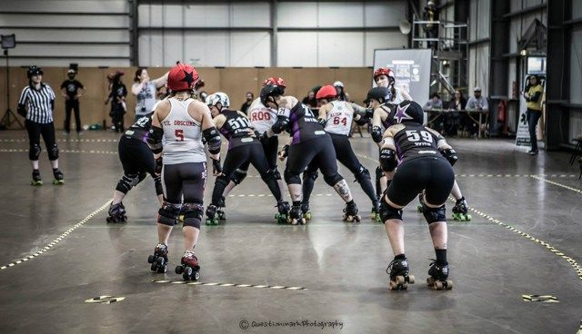 Roller derby is an aggressive sport, it's full contact, hard hitting and fast paced. If you want to get somewhere in derby you have to find and control your aggression.   Aggression is usually seen as…