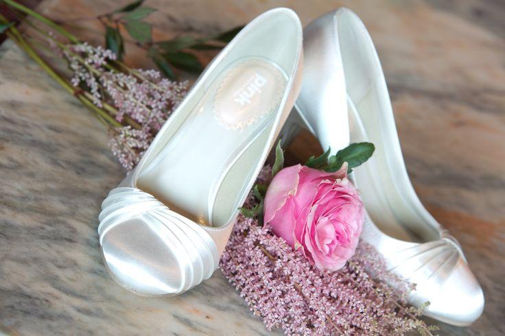Brautschuhe von Pink Paradox London