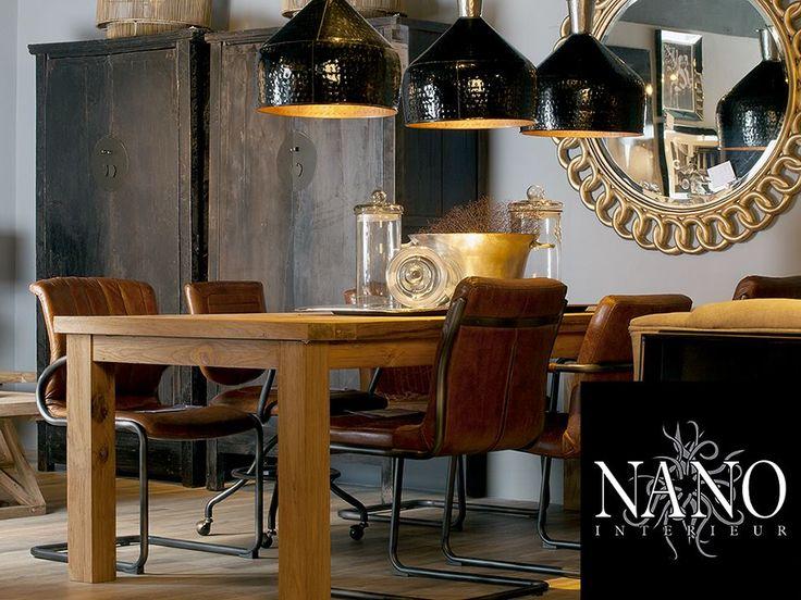 9 best eetkamerstoelen nano interieur images on pinterest