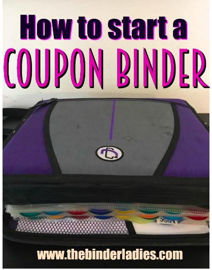 Binder organization is CRUCIAL when you first start couponing. Your system or method will most likely be altered once you get the hang of things, and that's totally normal! Setting up your coupon binder when you're a beginner in a way that is familiar and easy to you, is something that will save you time...Read More »