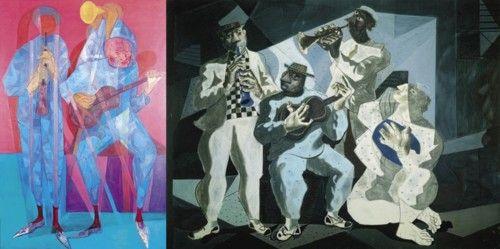 Cândido Portinari foi até hoje o pintor brasileiro que conseguiu alcançar maior projeção internacional. Ao longo de seus 59 anos de vida, pintou mais de cinco mil obras.