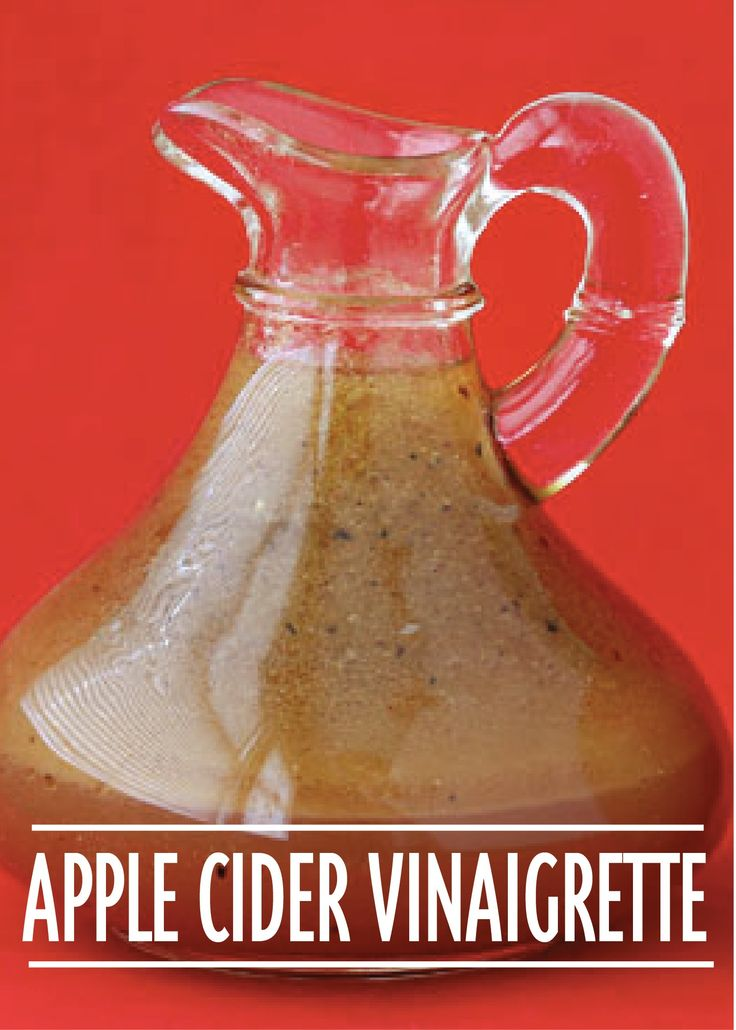 Apple cider salad dressing pictures