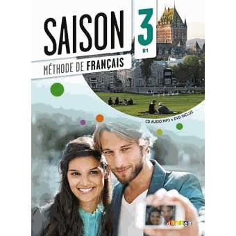 Saison 3, niveau B1, coordonnée par Marie-Noëlle Cocton