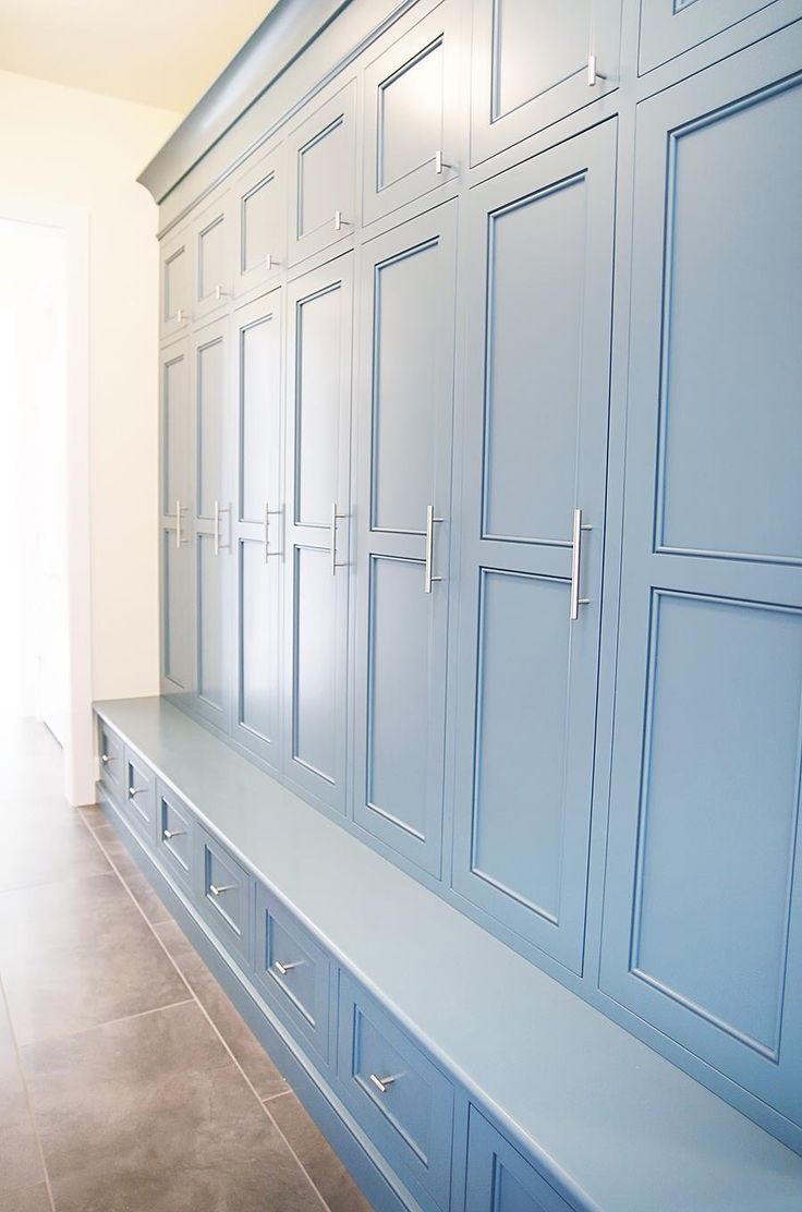 Mudroom Storage Cabinets : Mud room blackridge home pinterest rooms