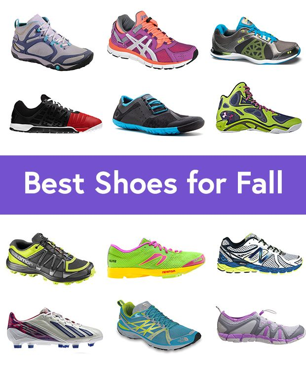 It was hard, but someone had to do it. We tested out the newest men's and women's fall shoes to find the best sneaker for every activity. #running #crossfit #hiking
