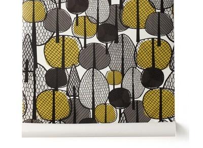17 best images about motif scandinave on pinterest cotton linen geometr - Papier peint patchwork ...