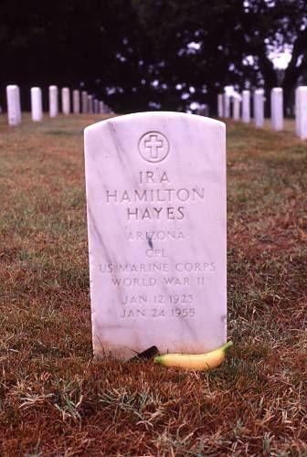 IRA Hayes Burial Site | Ira Hayes gravesite