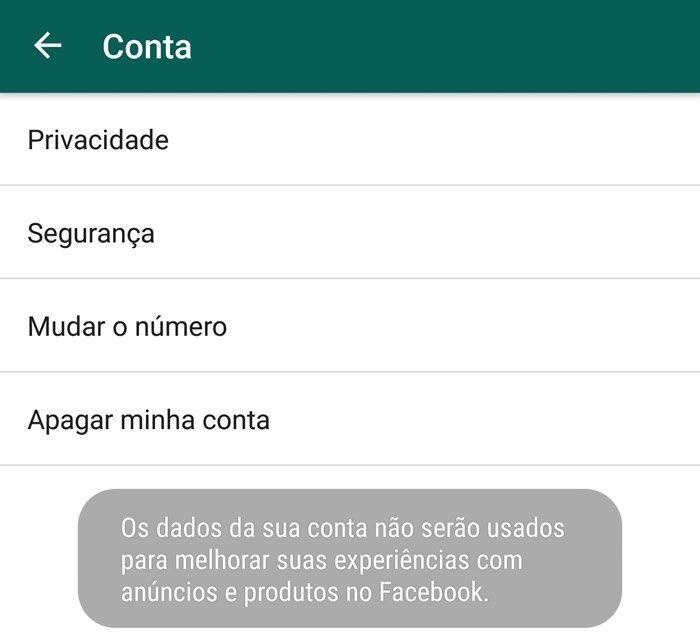 Entre em ação agora ou seu WhatsApp vai se tornar um 'espião' do Facebook…