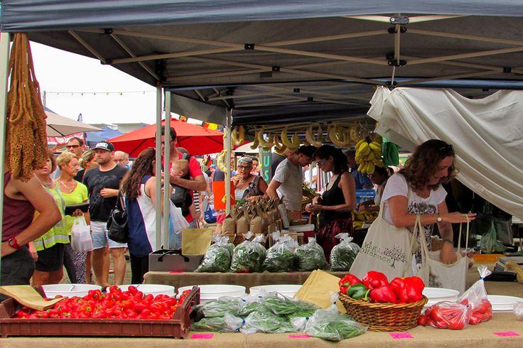 Brisbane Farmers Market Cannon Hill