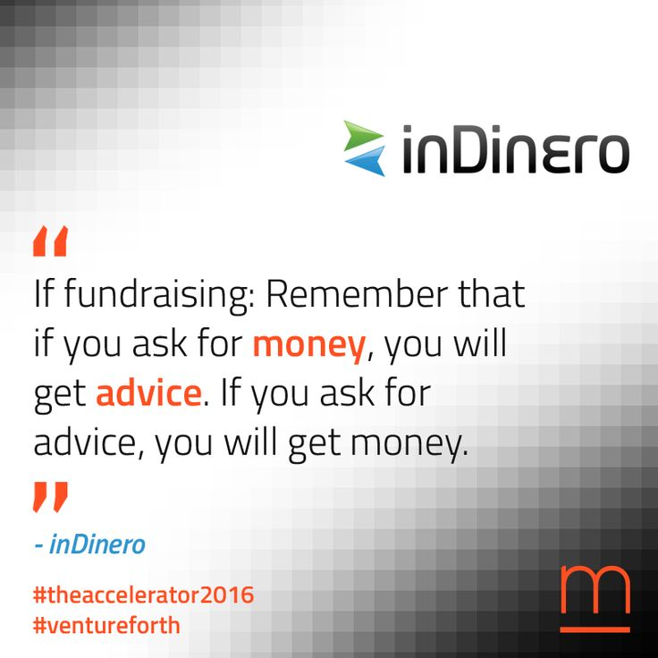 Get your taxes right: inDinero makes bookkeeping easy for #TheAccelerator2016 #startups. Join The Accelerator – submit your company at: http://metavallon.org/the-accelerator/