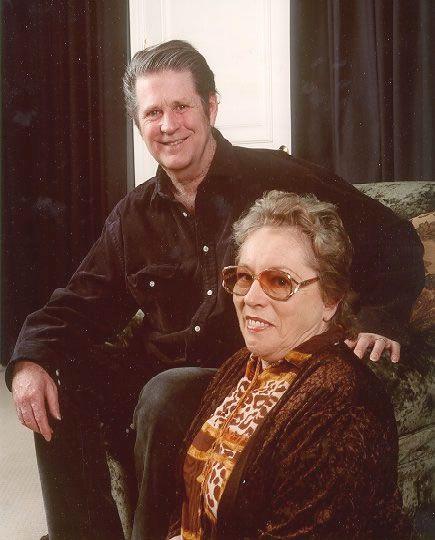 Brian Wilson and Carol Kaye