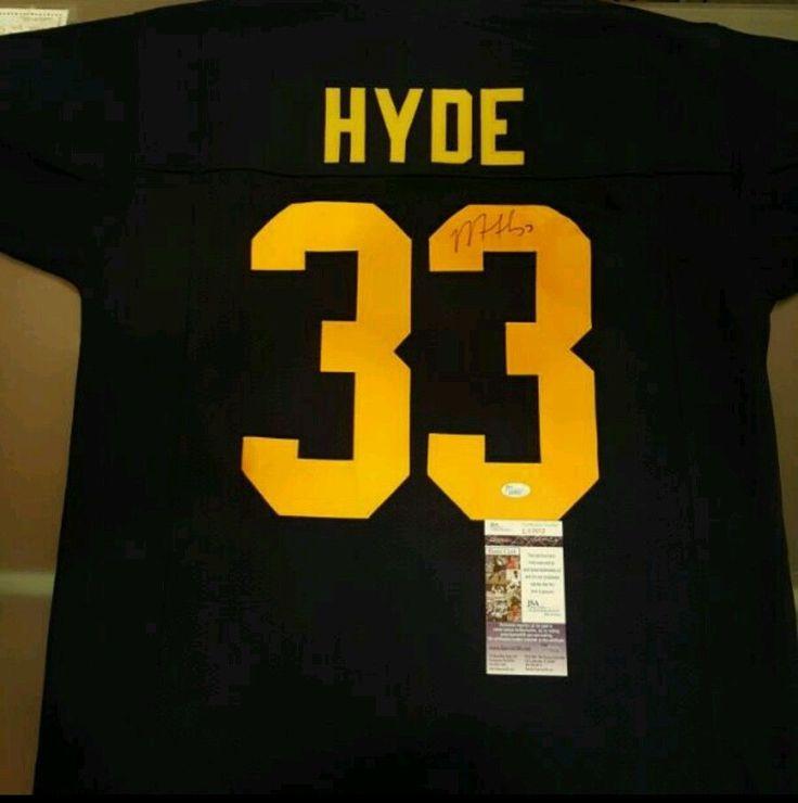 newest collection e54bb 417cd 33 micah hyde jerseys jacket