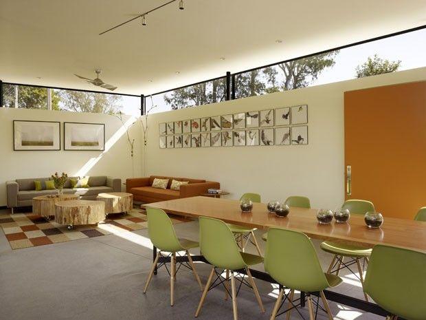 Neal Schwartz's house in Somona - California     (Foto: Matthew Millman/ The New York Times)