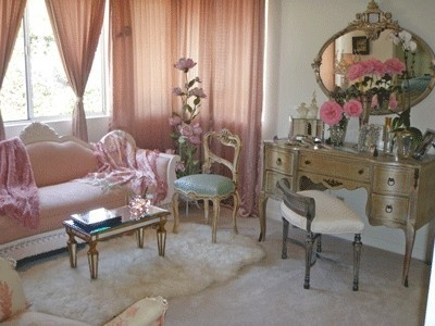 gossip girl with glamour room design ideas | Old Hollywood Glam ~ A room just to feel glamorous in ...