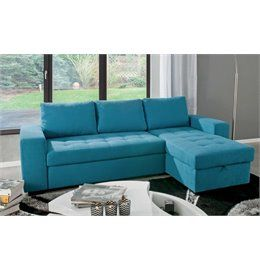 Chaise longue reversible con cama TOAST