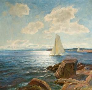 Thorolf Holmboe 1866-1935