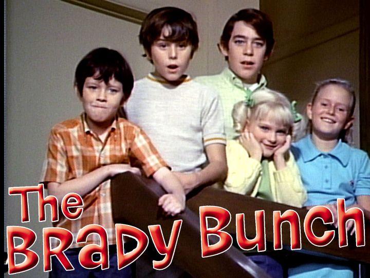 Resultado de imagen de The Brady Bunch TV Show