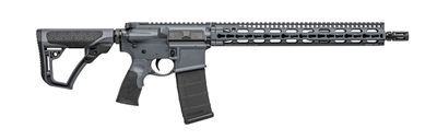 Daniel Defense M4 Carbine V11 AR15 Tornado Gray Cerakote M4 5.56 RifleFind our speedloader now!  http://www.amazon.com/shops/raeind