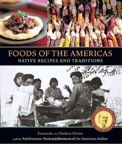 By Smithsonian American Indian, Fernando Divina and Marlene Divina For many American Indians, food is more than sustenance--it is also of vital cultural significance. Salmon, buffalo, berries, acorns,