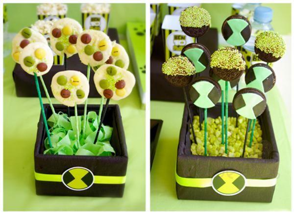 Alien themed birthday party via Kara's Party Ideas