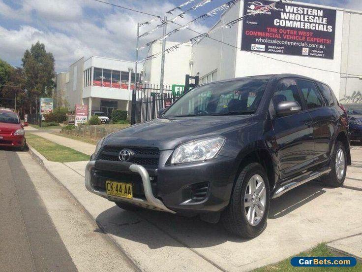 2010 Toyota RAV4 ACA38R CV (2WD) Automatic 4sp A Wagon #toyota #rav4 #forsale #australia