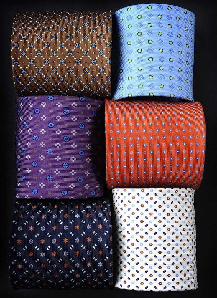 Enrico Marinella, Napoli - Handmade italian ties