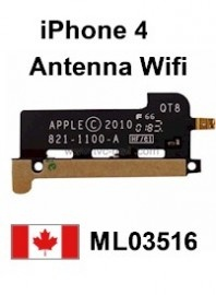 Antenna WIFI Ribbon Signal Flex Cable for iPhone 4G 4  Price = $9.50