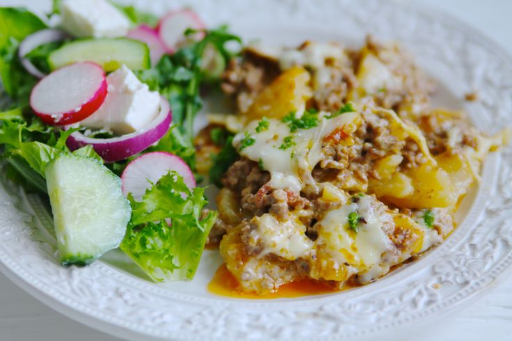 Taco-moussaka
