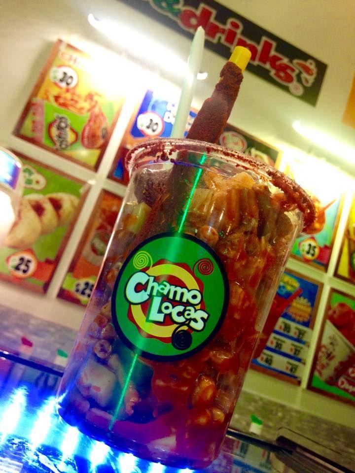 La chamoloca tiene papas churritos cacahuates pepino for Tipos de encielados