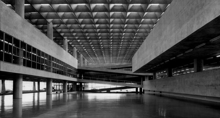 FAU-USP, Vilanova Artigas, São Paulo, Brazil (1969)