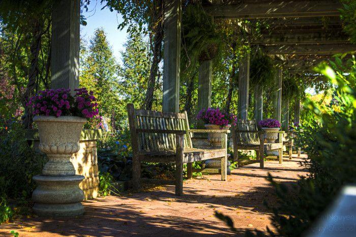 12. Reiman Gardens, Ames, IOWA - Fairy Tale Spots in Iowa