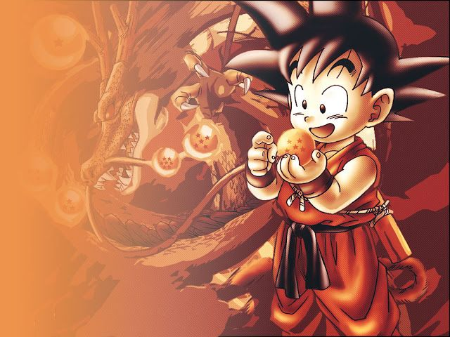 Wallpapers HD: Dragon Ball, z, gt Wallpapers (Fondo de Pantalla) HD - Alta calidad (1366x768 o 1024x768)
