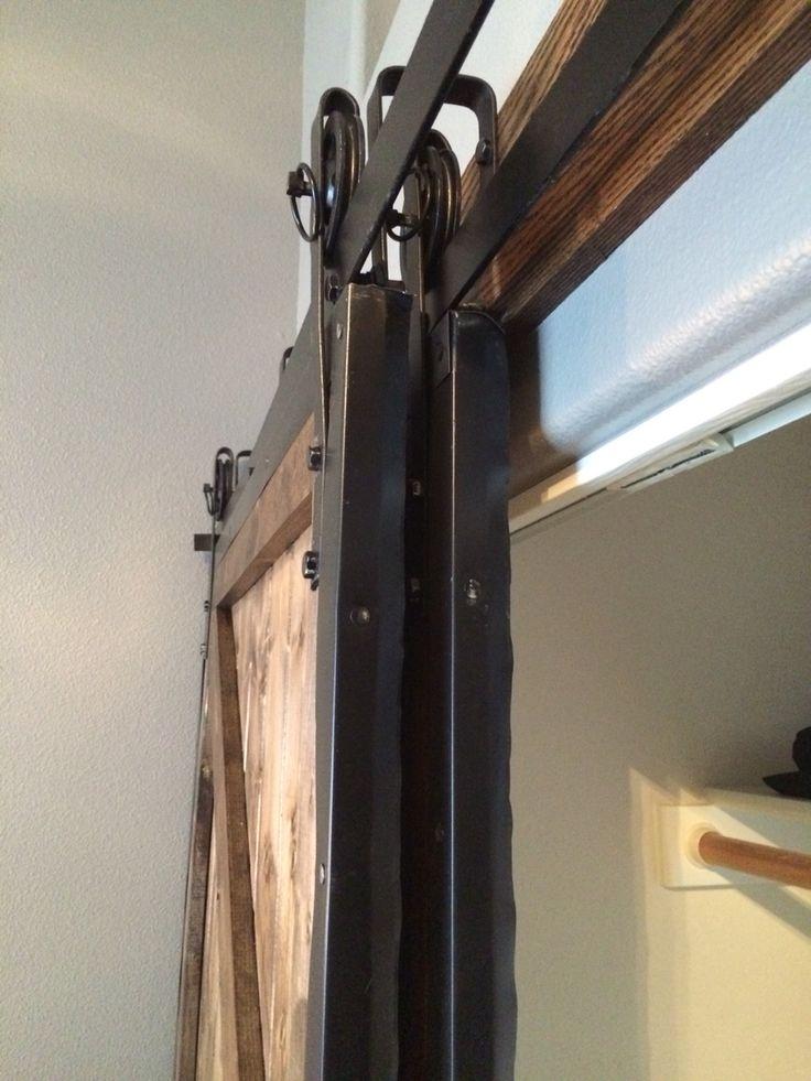 17 Best Ideas About Bypass Barn Door Hardware On Pinterest Diy Barn Door Hardware Diy Sliding