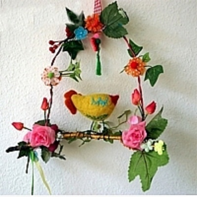 Are you satisfied with the wall decorations in your house? Do you want to experience something new? Let me show you a kind of DIY wall décor.